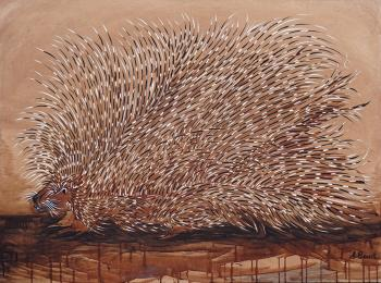 The Red Porcupine