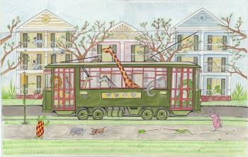 The Uptown Streetcar
